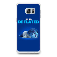 Sadness I'm So Deflated Samsung Galaxy S6 Edge Plus Case