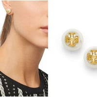 Earring Accessory Pearls Stylish Jewelry [6573074311]