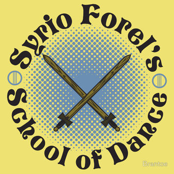 Syrio Forel School of dance T-Shirts & Hoodies
