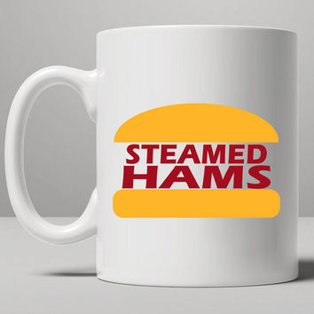 Steamed Hams Mug, Tea Mug, Coffee Mug