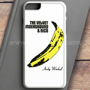 Andy Warhol Velvet Underground iPhone 6 Case | casefantasy