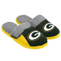 NFL 2012 Football Sherpa Team Logo Slippers - Hard Sole Super Warm! | deviazon.com