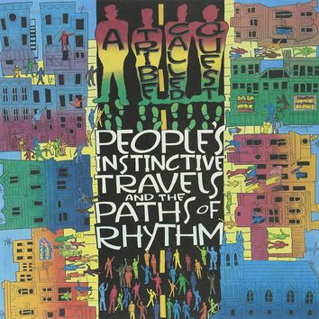A Tribe Called Quest - People's Instinctive Travels And The Paths Of Rhythm [2LP]