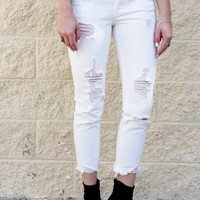 """""""Without Reason"""" Jeans"""