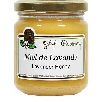Gabrid Perionmeay French Lavender Honey 8.8 oz. (250g)