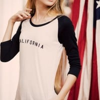 BROOKE CALIFORNIA TOP