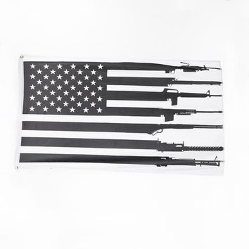 Rifle Flag