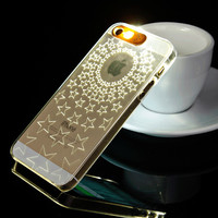 Incoming Call Shining Stars iPhone 5s 6 6s Plus Case Cover Gift 238