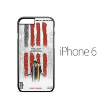 The Hateful Eight Samuel L Jackson iPhone 6 Case
