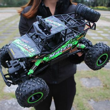 Monster Truck  4WD Remote Control High Speed Electric Toy