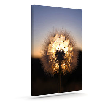 "Skye Zambrana ""Glow"" Outdoor Canvas Wall Art"