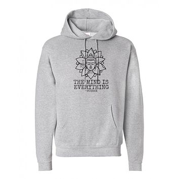 Mind is Everything Pullover Hoodie