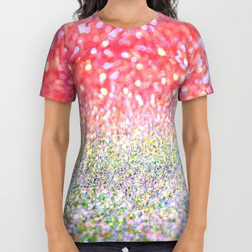Candy. All Over Print Shirt by Haroulita