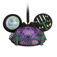 The Haunted Mansion Ear Hat Ornament | Disney Store