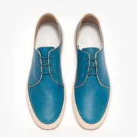 Common Projects Rec Shoe In Leather
