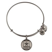Alex and Ani U.S. Army® Charm Bangle - Russian Silver
