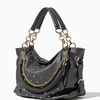 Gwen Rhinestone Shoulder Bag | Handbags | charming charlie