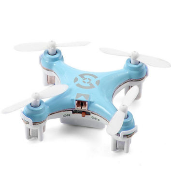 Cheerson CX-10 cx10 Mini 2.4ghz 4ch RC Remote Control Quadcopter Helicopter Drone