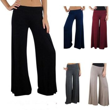 Emei Women's Running Yoga Pants Fitness Trousers Loose Style = 1932727364