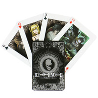 DEATH NOTE PLAYING CARD