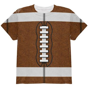 Football Costume All Over Youth T Shirt