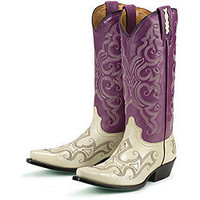Lane Boots Women's 'Royalty' Cowboy Boots | Overstock.com