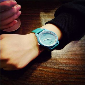 Minimalist Fashion Watch Male And Female Students Harajuku Style