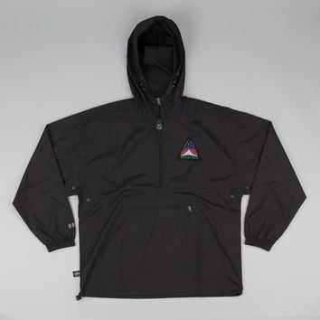 Belief Northern Windbreaker Jacket - Black