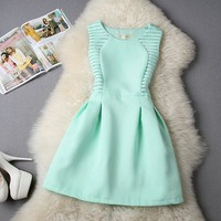Mint Business Dress