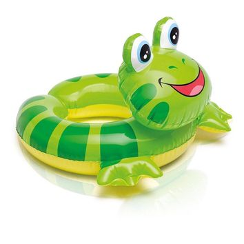 Baby Swimming Ring Inflatable Frog Penguin Duck Pool Float Baby Kids Summer Water Fun Pool Toy Child Pool Swimming