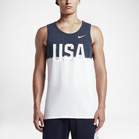 The Nike Team USA Logo Men's Tank.