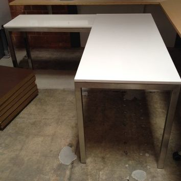 Room and Board Portica L-Shaped Desk