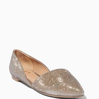 Sparkling d'Orsay Flats | Charming Charlie