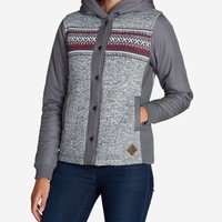 Women's Radiator Westerly Jacket - Placed Stripe | Eddie Bauer