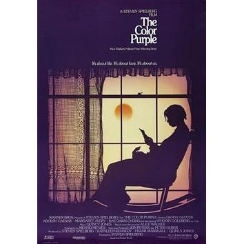 The Color Purple poster 24x36