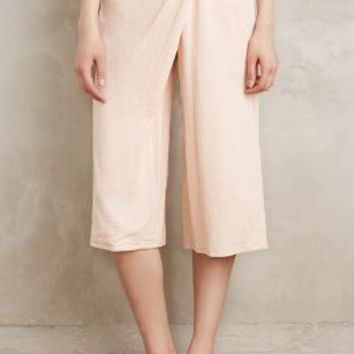 Stateside Draped Gauze Crops