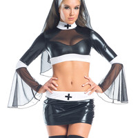 """Naughty Nun"" Costume"