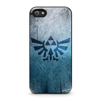 legend of zelda 2 iphone 5 5s se case cover  number 1