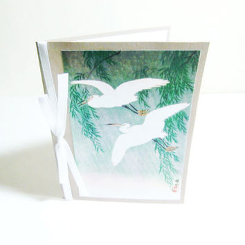 Bird Note Card | Blank Card | All Occasion | Bird Greeting Card | Thank You | Friendship Card | Card for Bird Lover | Pretty Card