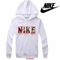 Nike Women Men Casual Long Sleeve Top Sweater Hoodie Pullover Sweatshirt-4