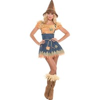 Adult Sultry Scarecrow Costume