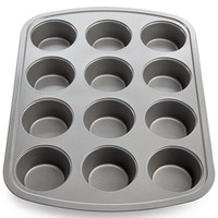 Martha Stewart Collection Nonstick 12-Count Muffin Pan, Only at Macy's - Bakeware - Kitchen - Macy's