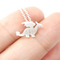 Mythical Wyvern Dragon Necklace