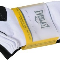 Everlast Women's cushioned no-show atheletic socks assorted colors, 12 pairs