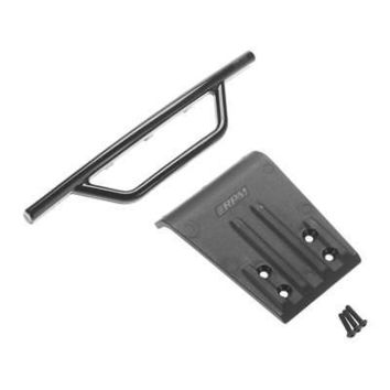 NEW RPM Front Bumper & Skid Plate Black Nitro Slash 80952Officially Licensed  AT_69_5