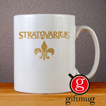 Stratovarius Logo Ceramic Coffee Mugs