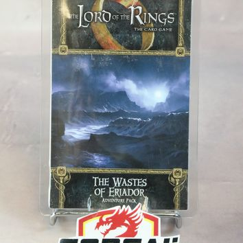 The Lord of The Rings LCG: Wastes of Eriador Adventure Pack