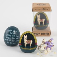 Llama Tiny Totem by Natural Life
