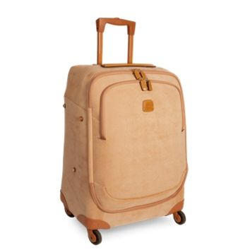 Bric's Designer Travel Bags Life - Micro-Suede 26 w/ Spinner