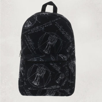 Weeping Angels Backpack